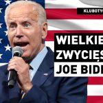 Wygrał Biden!